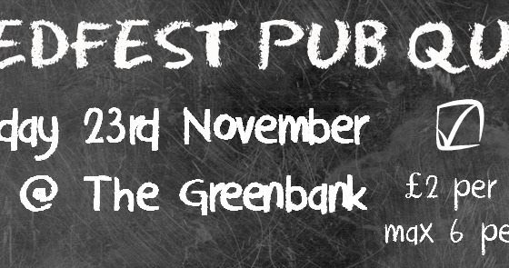 Redfest Quizfest is BACK! Click here for details