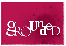 Grounded logo