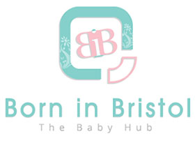 Born in Bristol logo