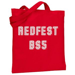 Photo of Redfest Tote Bag