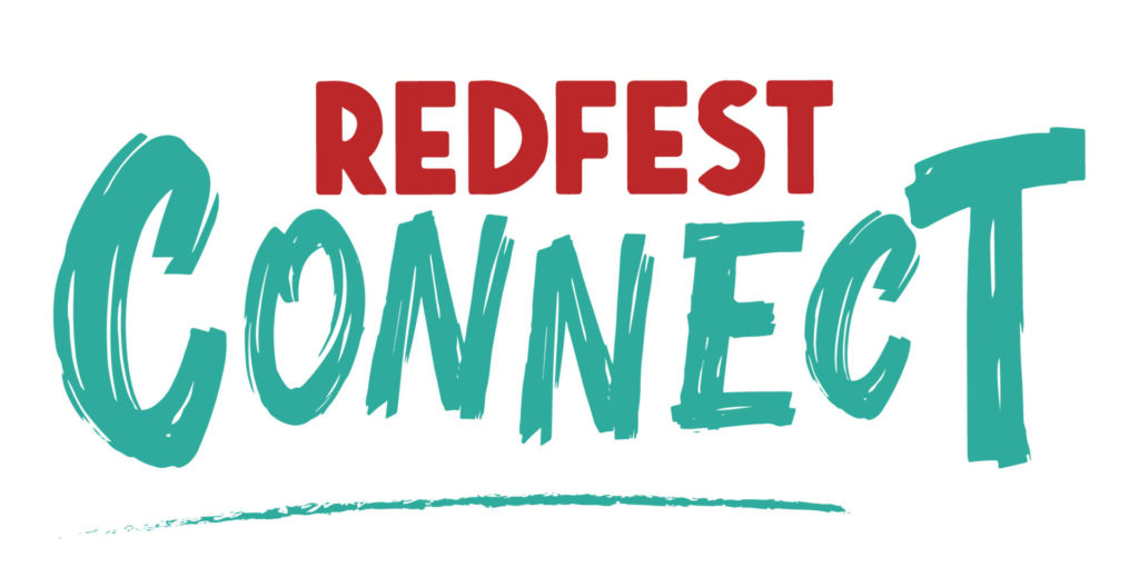 Redfest Connect logo