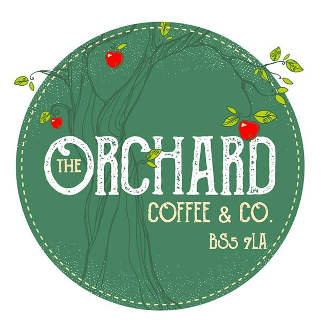 The Orchard Cafe logo